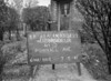 SJ849345A, Ordnance Survey Revision Point photograph in Greater Manchester