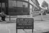 SJ869333B, Ordnance Survey Revision Point photograph in Greater Manchester