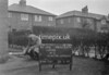 SJ849418B, Ordnance Survey Revision Point photograph in Greater Manchester