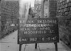 SJ849381K, Ordnance Survey Revision Point photograph in Greater Manchester