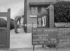 SJ849367C, Ordnance Survey Revision Point photograph in Greater Manchester