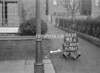 SJ859395A, Ordnance Survey Revision Point photograph in Greater Manchester