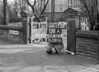 SJ879308A, Ordnance Survey Revision Point photograph in Greater Manchester