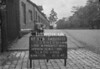 SJ869387B, Ordnance Survey Revision Point photograph in Greater Manchester