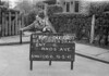 SJ869336K, Ordnance Survey Revision Point photograph in Greater Manchester