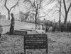 SJ859444A, Ordnance Survey Revision Point photograph in Greater Manchester