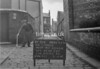SJ849438K, Ordnance Survey Revision Point photograph in Greater Manchester