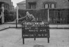 SJ869336L, Ordnance Survey Revision Point photograph in Greater Manchester