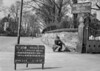 SJ859400A, Ordnance Survey Revision Point photograph in Greater Manchester
