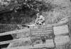 SJ869333C, Ordnance Survey Revision Point photograph in Greater Manchester