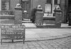 SJ849438L, Ordnance Survey Revision Point photograph in Greater Manchester