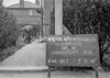 SJ849300B, Ordnance Survey Revision Point photograph in Greater Manchester
