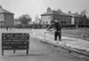SJ849433A, Ordnance Survey Revision Point photograph in Greater Manchester