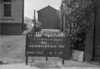 SJ869358B, Ordnance Survey Revision Point photograph in Greater Manchester