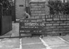 SJ879305B, Ordnance Survey Revision Point photograph in Greater Manchester