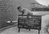 SJ849329A, Ordnance Survey Revision Point photograph in Greater Manchester