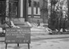 SJ859338A, Ordnance Survey Revision Point photograph in Greater Manchester