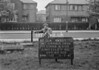 SJ879302A, Ordnance Survey Revision Point photograph in Greater Manchester