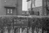 SJ849454C, Ordnance Survey Revision Point photograph in Greater Manchester