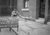 SJ879453L, Ordnance Survey Revision Point photograph in Greater Manchester