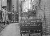 SJ869439L, Ordnance Survey Revision Point photograph in Greater Manchester