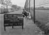 SJ879333A, Ordnance Survey Revision Point photograph in Greater Manchester