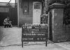 SJ869352T, Ordnance Survey Revision Point photograph in Greater Manchester