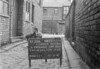 SJ849438A, Ordnance Survey Revision Point photograph in Greater Manchester