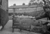 SJ869390A, Ordnance Survey Revision Point photograph in Greater Manchester