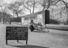 SJ859447B, Ordnance Survey Revision Point photograph in Greater Manchester