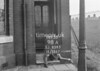 SJ859398A, Ordnance Survey Revision Point photograph in Greater Manchester
