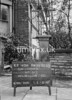 SJ859345A, Ordnance Survey Revision Point photograph in Greater Manchester