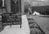 SJ869355K, Ordnance Survey Revision Point photograph in Greater Manchester