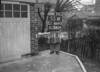 SJ869355W, Ordnance Survey Revision Point photograph in Greater Manchester