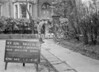 SJ859337A, Ordnance Survey Revision Point photograph in Greater Manchester