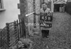 SJ868645B, Ordnance Survey Revision Point photograph in Greater Manchester