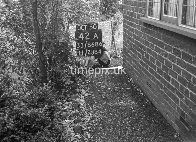 SJ868642A, Ordnance Survey Revision Point photograph in Greater Manchester