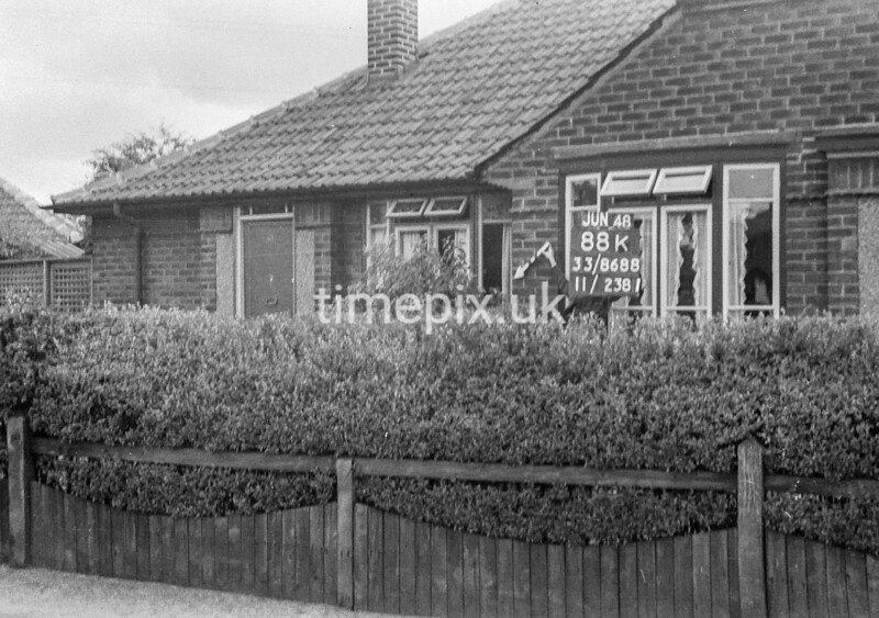 SJ868888K, Ordnance Survey Revision Point photograph in Greater Manchester