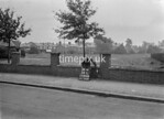 SJ848834L, Ordnance Survey Revision Point photograph in Greater Manchester