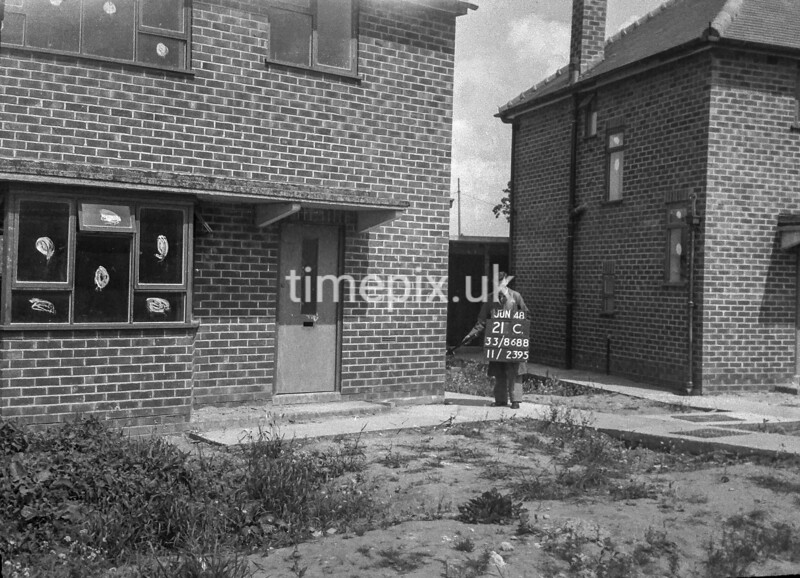 SJ868821C, Ordnance Survey Revision Point photograph in Greater Manchester