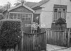 SJ868877C, Ordnance Survey Revision Point photograph in Greater Manchester