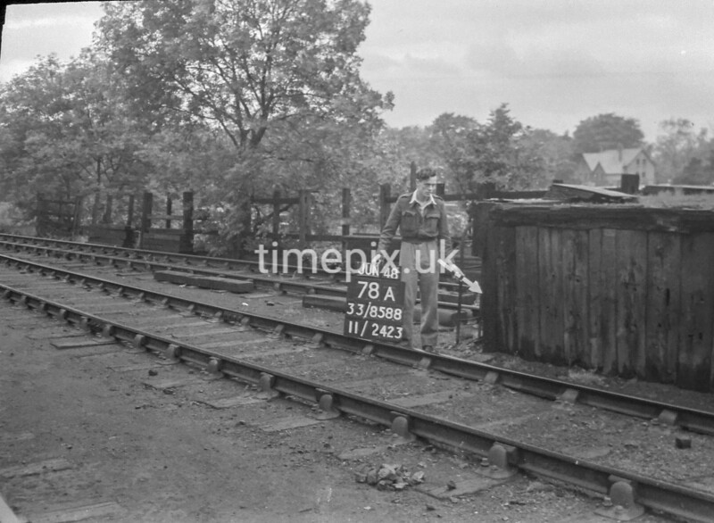 SJ858878A, Ordnance Survey Revision Point photograph in Greater Manchester