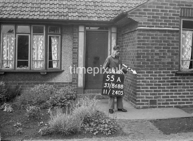 SJ868855A, Ordnance Survey Revision Point photograph in Greater Manchester