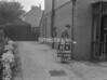 SJ858862A, Ordnance Survey Revision Point photograph in Greater Manchester