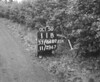 SJ868711B, Ordnance Survey Revision Point photograph in Greater Manchester