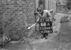 SJ868588A, Ordnance Survey Revision Point photograph in Greater Manchester