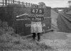 SJ848647B, Ordnance Survey Revision Point photograph in Greater Manchester