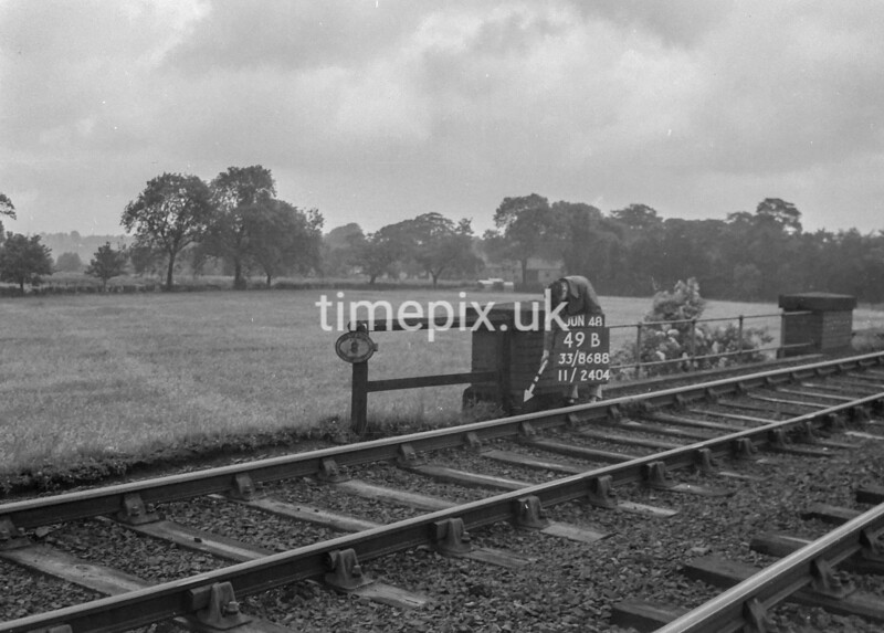 SJ868849B, Ordnance Survey Revision Point photograph in Greater Manchester