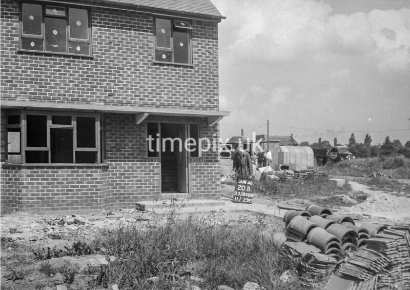 SJ868820B1, Ordnance Survey Revision Point photograph in Greater Manchester