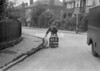 SJ858860B, Ordnance Survey Revision Point photograph in Greater Manchester